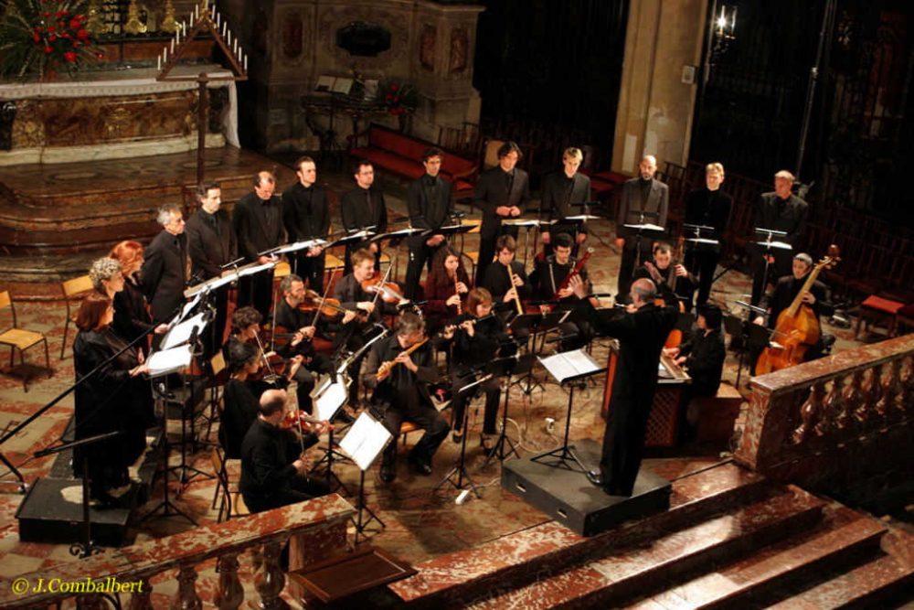 Orchestre baroque Les Passions